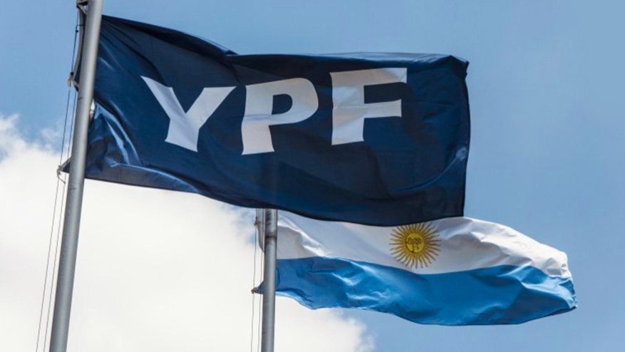 State oil company YPF was one of the first companies to issue dollar linked debt in recent weeks.