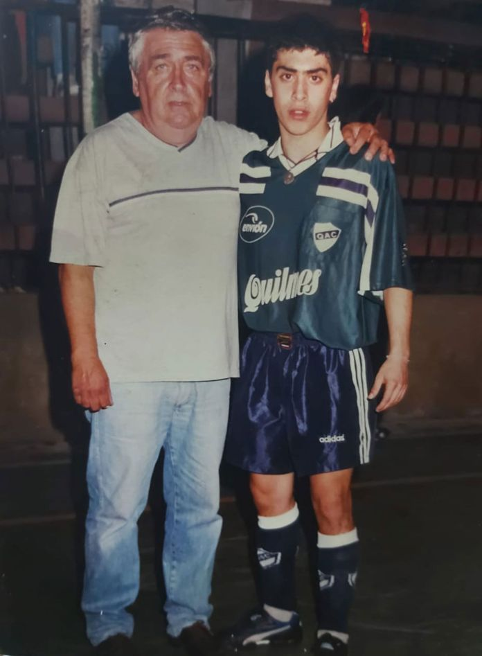 Leo and Pepe Romero, Luka's uncle and grandfather