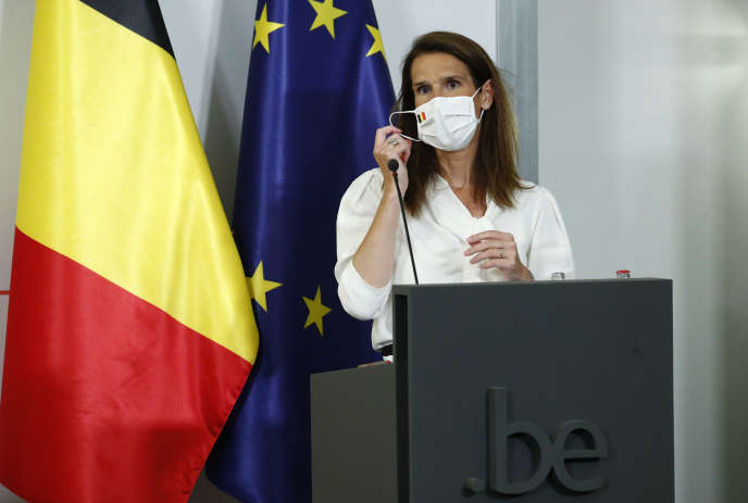 Belgian Prime Minister Sophie Wilmes unveiled on Monday July 27 a new series of drastic social distancing measures amid an upsurge in Covid-19 infections.