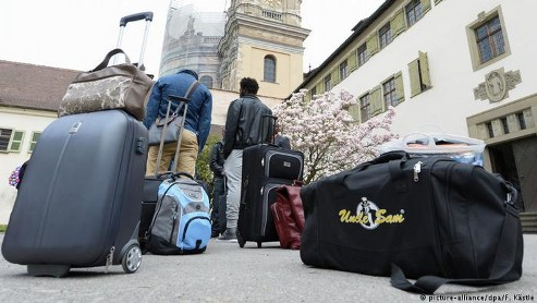 1,248 Nigerians Apply For  Asylum In Germany In One Month