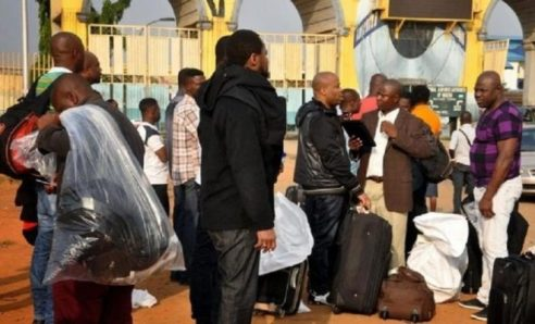 Alleged Cybercrime: Ghana To Deport More Nigerians