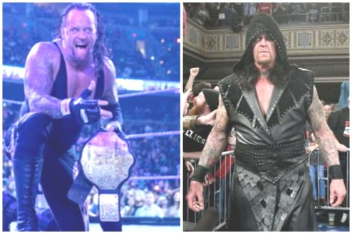 WWE Kingpin, The Undertaker Retires From Wrestling