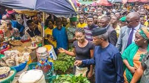Hoodlums Disrupt Disbursement Of Tradermoni  In Abeokuta
