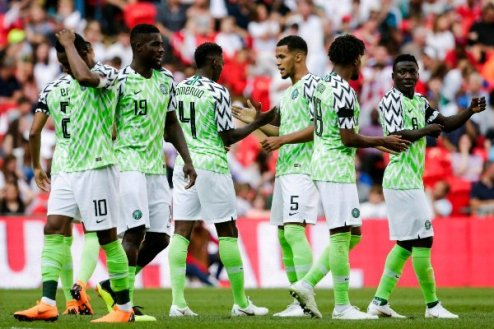 Super Eagles Struggle To Defeat Seychelles In Asaba