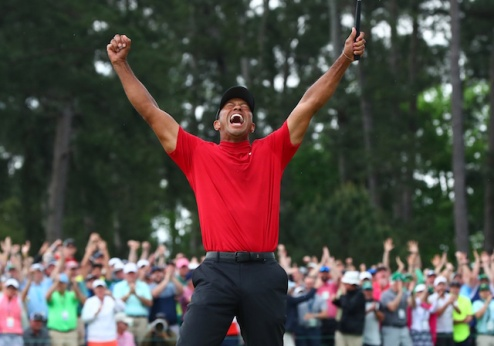 Here's How Much Money Tiger Wood Earns By Winning 2019 Masters
