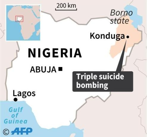 30 Killed, 40 Injured In Triple Suicide Bombing Outside Viewing Center In NE Nigeria