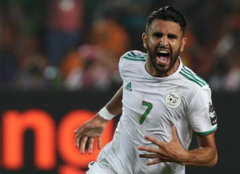 Its Unbelievable Algeria Is In AFCON Final  – Mahrez