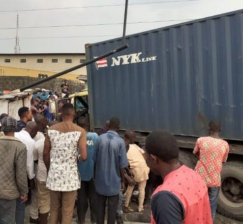 Tragedy: Four  killed, Scores  Injured As Truck Ran Into Passengers In Lagos