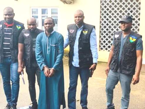 Fleeing  Taraba Kidnap Kingpin Re-Arrested At Kano Hideout