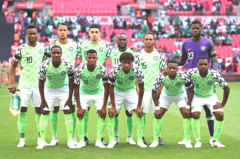 Nigeria Super Eagles To Lock Horns With  Brazil In A Friendly In Singapore