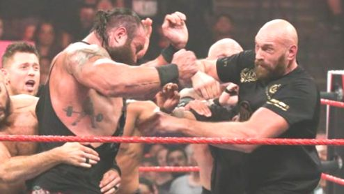 British Boxer, Tyson Fury To Pocket £12m On WWE Debut With Braun Strowman