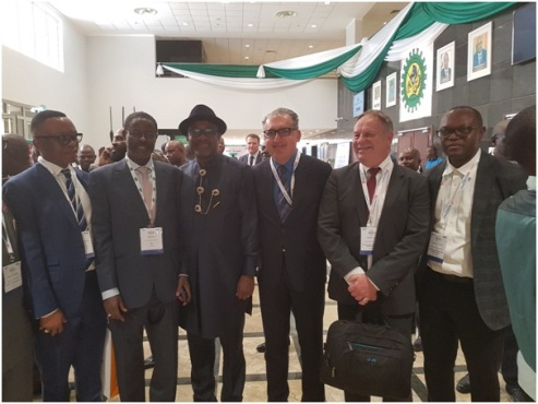 PhotoNews: Heritage Energy MD And Others At The Practical Nigeria Content Forum