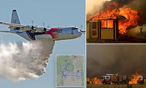 Plane Fighting Australia Wildfire Crashes, Killing All Passengers
