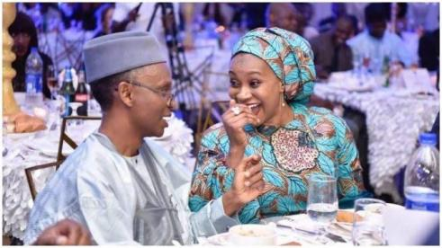 Coronavirus: El-Rufai's Wife Begs Nigerians To Pray For Recovery Of  Infected Husband
