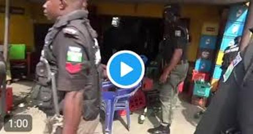 IGP Orders Lagos CP To Arrest Policemen Destroying Traders' Goods While Enforcing Restriction