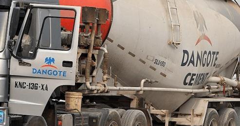 Lagos: Dangote Truck Crushes Six To Death In Epe