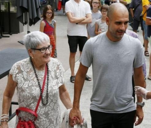 Coronavirus Kills Manchester City, Manager Pep Guardiola's Mother