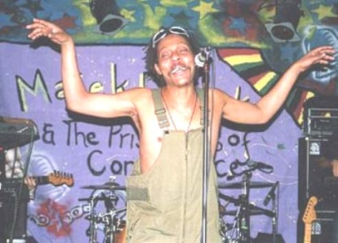 The Story Of Nigerians Reggae Legend, Majek Fashek