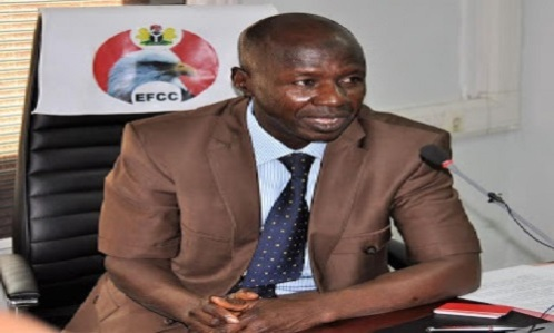 Magu Writes IGP, Copies Buhari, Salami, Sagay, Demands Bail On Self Recorgnition