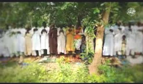 Boko Haram releases video of 'members observing Eid Al-Adha Prayer In Niger State