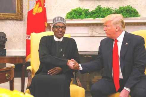 Reversing U.S. Ban On Nigeria Seeking Immigration Visa'll  Take 'Enormous Resources'-Buhari
