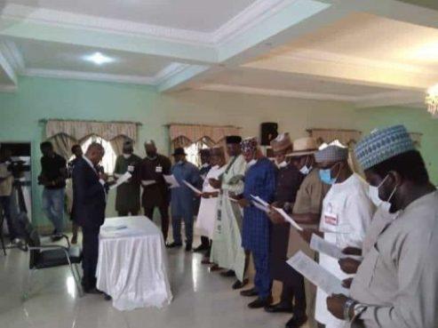 Edo Crisis Escalates As 17 Lawmakers Loyal To Oshiomhole Elect Factional Speaker