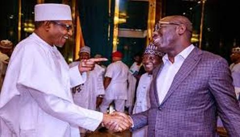 Buhari Rejoices With Obaseki, Restates Commitment To Free, Fair Elections