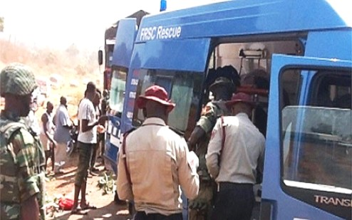 Family Of Six Burnt Alive As Thirty Perished In Lokoja Tanker Explosion