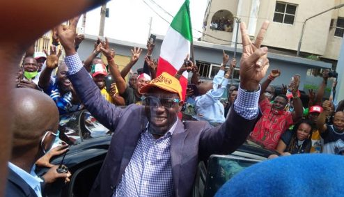 #EdoDecides2020: Godwin Obaseki Officially Wins Re-Election As Edo Governor