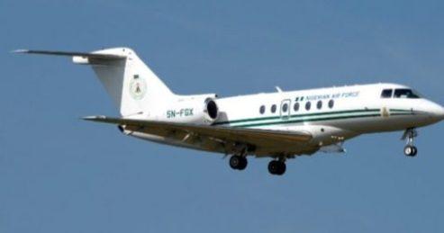 Nigeria Presidential Jet For Sale