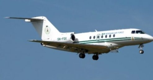 Nigeria Presidential Jet For Sale