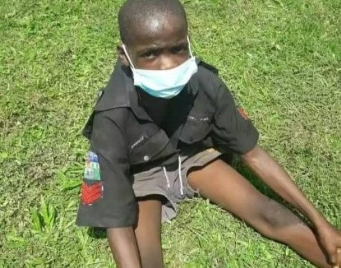 #EndSARS: Group Adopts 11-Year-Old  Boy Who Dreams Of Becoming IGP