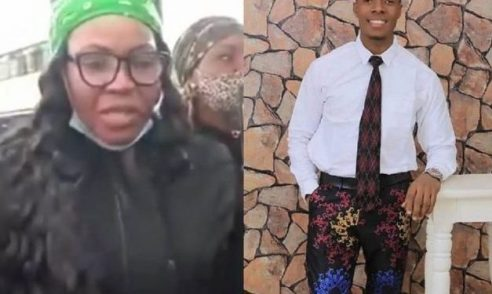 Mother Who Loses Son To Lekki Shooting Opens Up