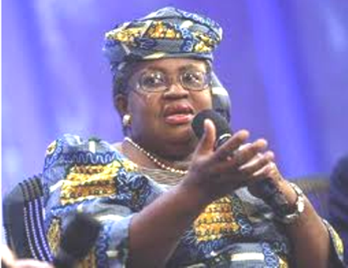 Nigeria Reaches Out To U.S., South Korea To Back Okonjo-Iweala For WTO Candidate