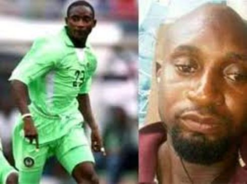 Heart   Breaking Story Of Former Super Eagle Player Who Got Blind  And Went So Broke