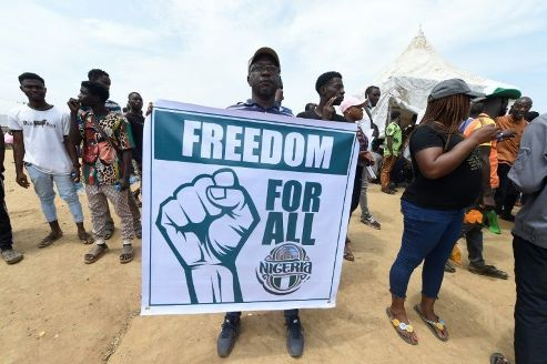 Death Toll Rises As Nigeria Protests Spiral