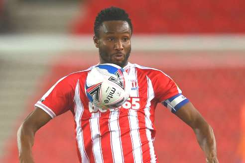 Mikel Obi Captains Stoke City To First Championship Home Win Against Brentford