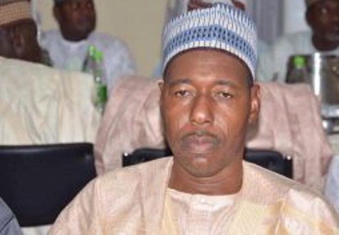 Borno Gov. Confirms Existence Boko Haram Terrorists In Many Parts Of The State