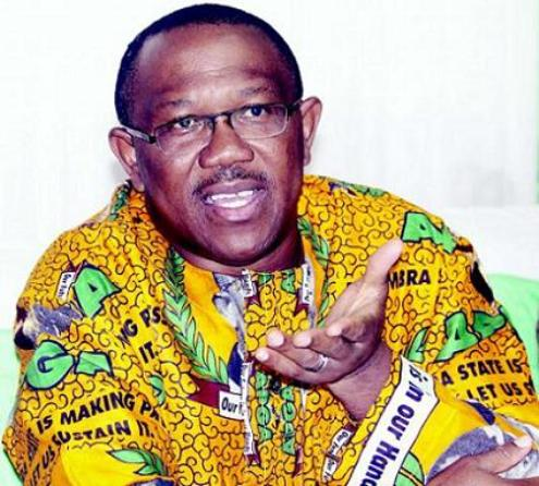 Peter Obi Finally  Breaks Silence On Umahi's Defection To APC