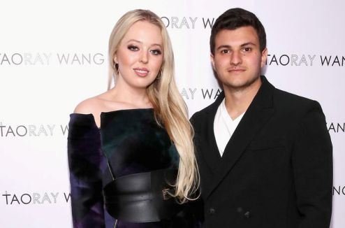 Trump's Daughter , Tiffany Announces Engagement To Her 'Nigerian Boyfriend'