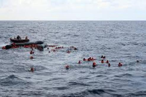43 African Immigrants Drown Off Libya In First Mediterranean Shipwreck Of 2021