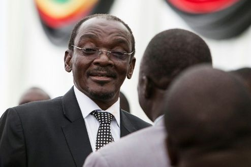 Zimbabwe's Vice President Resigns Amid Sexual Misconduct Allegations