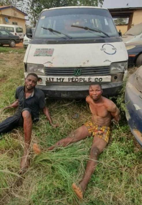 Ogun Police Smash Highway Armed Robbery Gang, Arrest Two