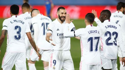 La Liga: Madrid Beat Barca In El Clasico To Move Top Of Table