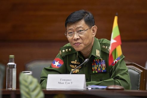 Myanmar Military Sentences 19 To Death For Killing Army Captain