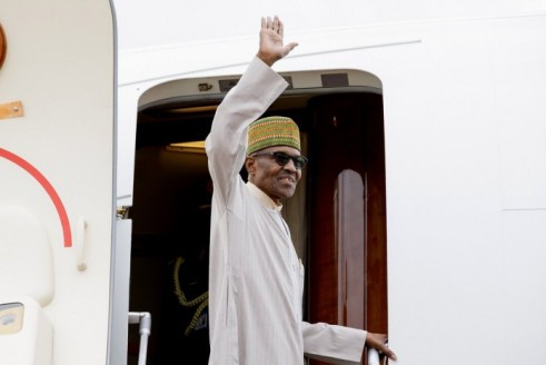 Buhari Departs For France On Sunday