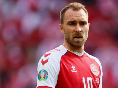 Danish Star, Eriksen Is In A stable Physical State After Cardiac Arrest-Agent