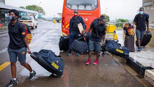 Ugandan Olympic Team Coach Tests Positive For Covid-19 After Arriving In Japan