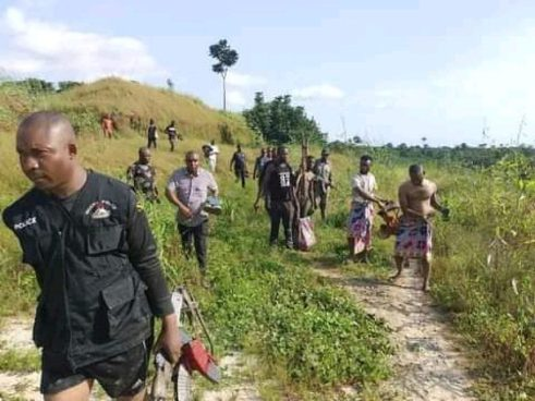 Abducted Ogoni Monarch Tied To A Tree, Left To Die By Kidnappers—Police