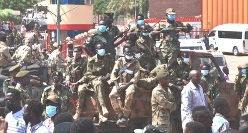 African Union Suspends Sudan Over Military Coup